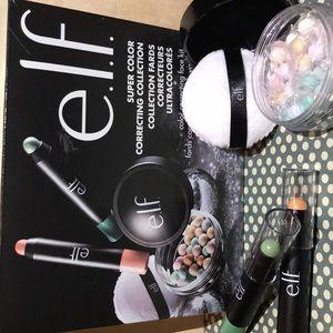 ELF Makeup - E.L.F super colour collection